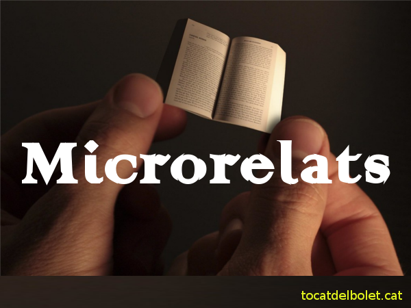 Microrelat ~ Confinament