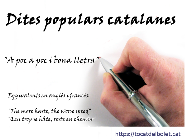 Catalan Sayings, Catalan proverbs, Catalan expressions, Catalan proverbs in English, Catalan sayings in English, Proverbs in Catalan, Sayings in Catalan language, French sayings, French idioms