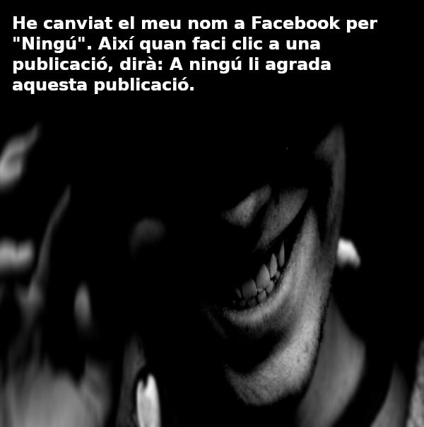 meme simi acudit curt català acudits en català humor català acudit facebook hater