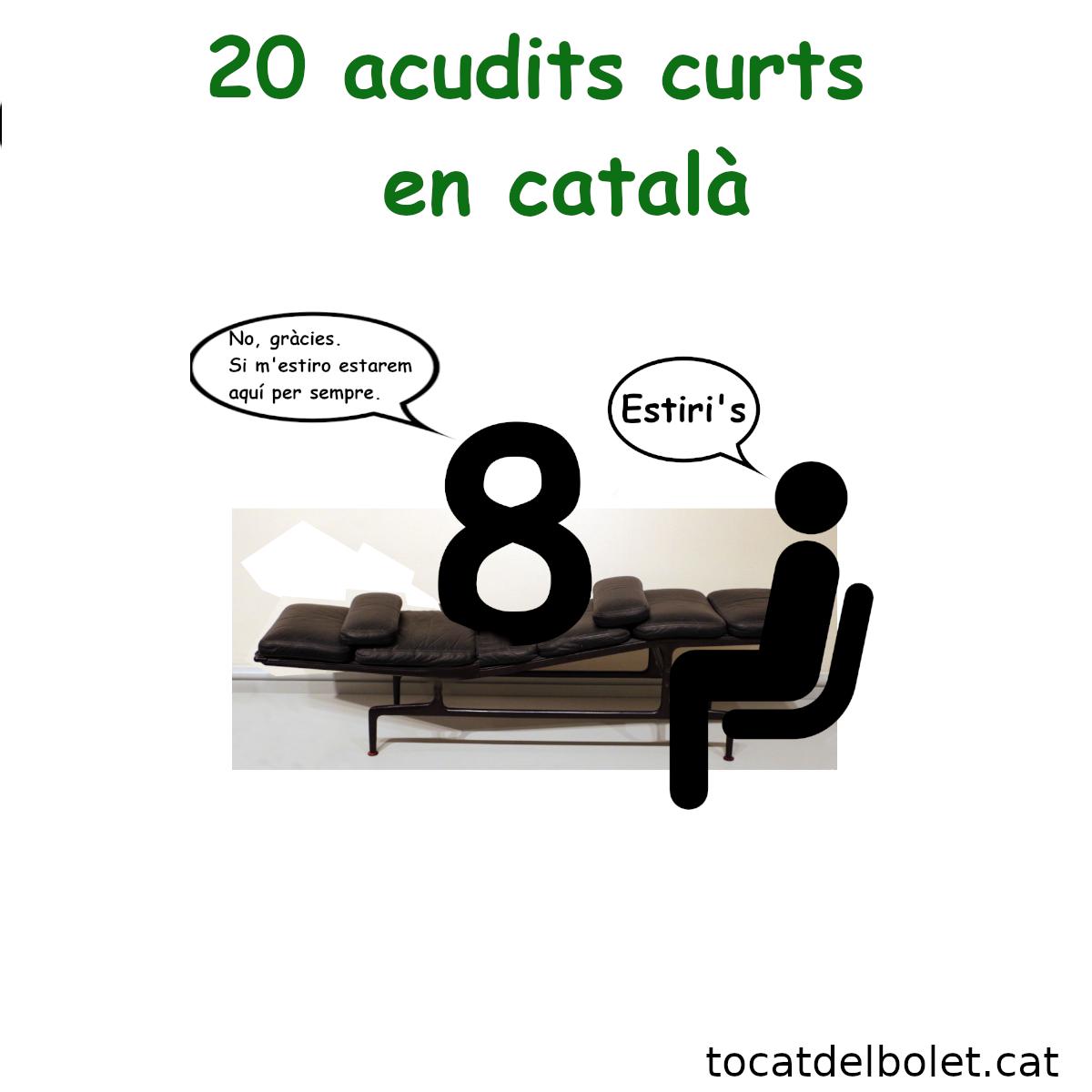 20 acudits curts en català Quarta part