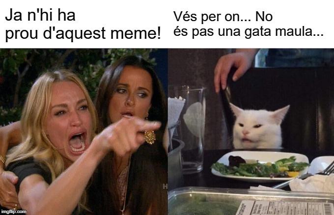 meme simi acudit curt català acudits en català humor català gata maula