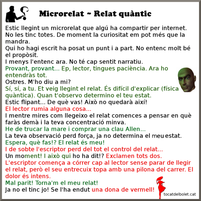 Microrelat en català relat breu en català minirelat en català+ microhistoria en català conte curt relat curt