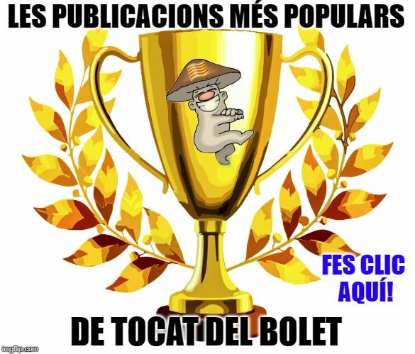 Publicacions més populars