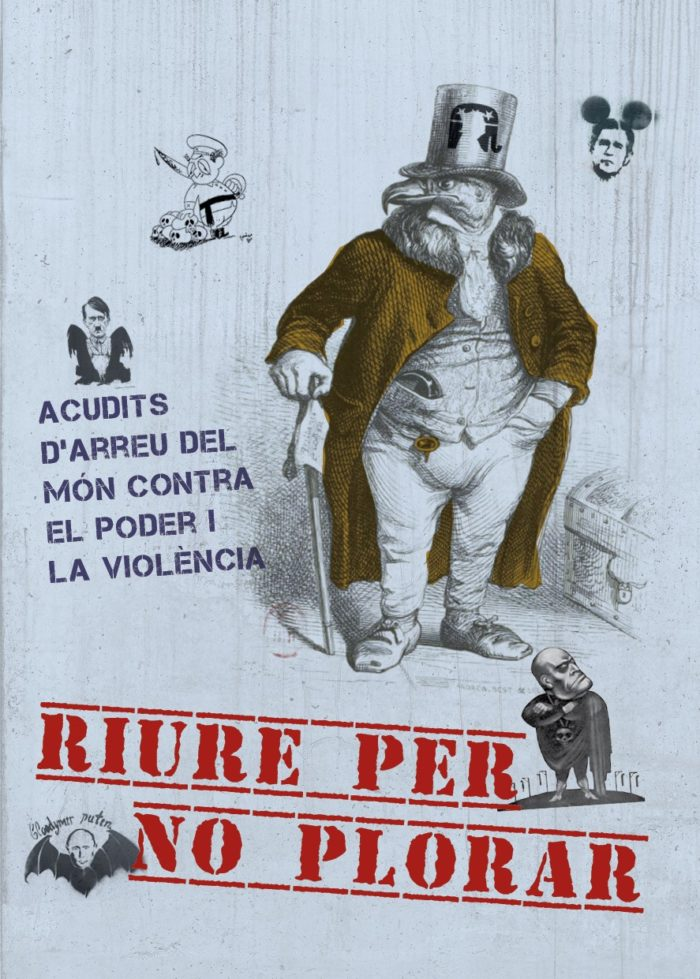 rialles insubmises llibres d'acudits humor acudits d'arreu del món contra el poder i la violència