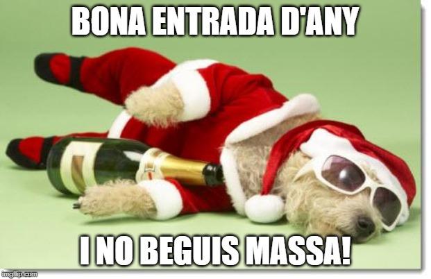 mem acudit de Nadal humor de nadal en català dites, agudeses, humorades, pensades, sortides. meme nadal Acudits de cap d'any Acudit de cap d'any