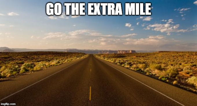 go the extra mile in other languages idioms