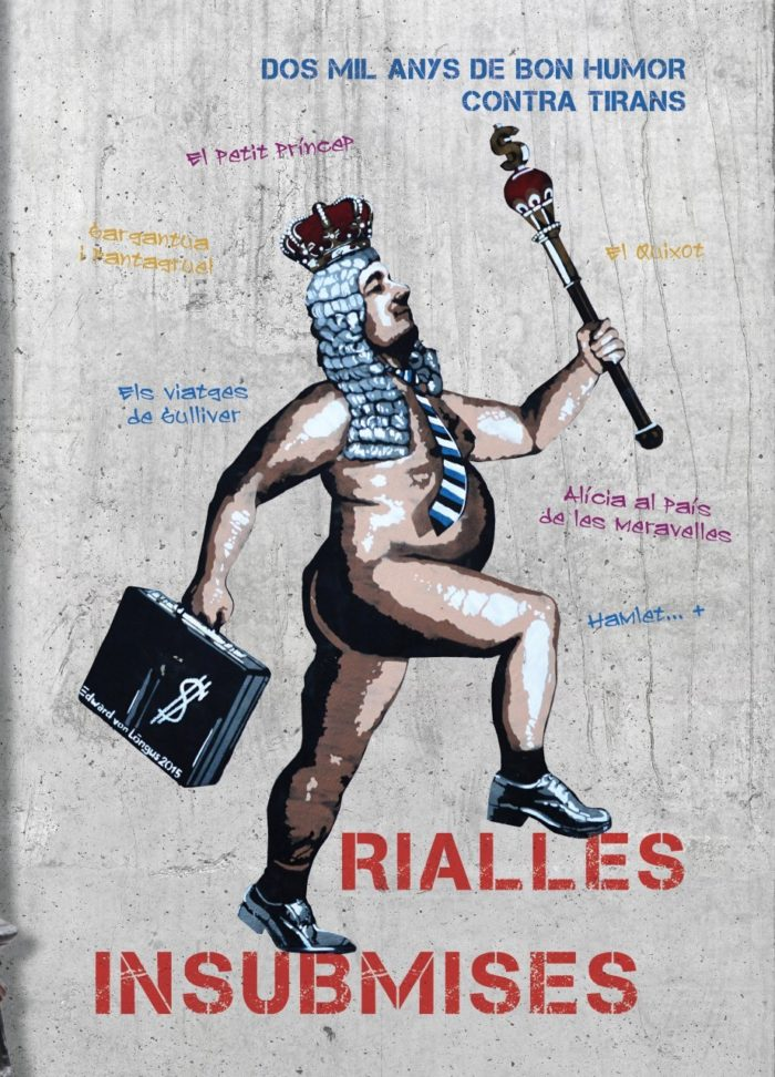 rialles insubmises llibres d'acudits humor