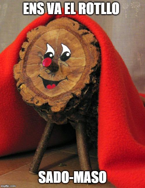 mem acudit de Nadal humor de nadal en català dites, agudeses, humorades, pensades, sortides. tió de Nadal