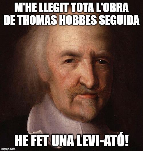 leviató obra leviatan thomas hobbes català acudit mem