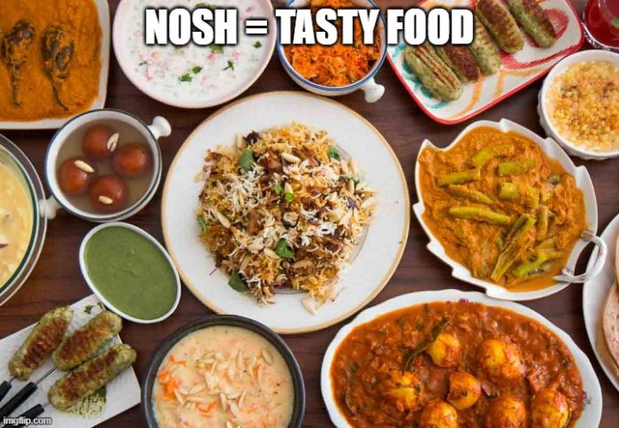 nosh British English slang words UK Colloquial