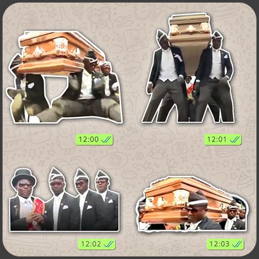Ghana pallbearers meme enterradors negres acudits coronavirus acudits pandèmia acudits confinament memes mems covid-19