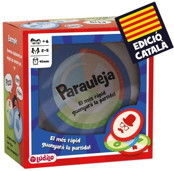 joc de paraules en català parauleja en català