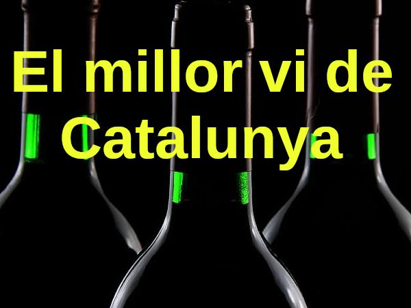 El millor vi de Catalunya