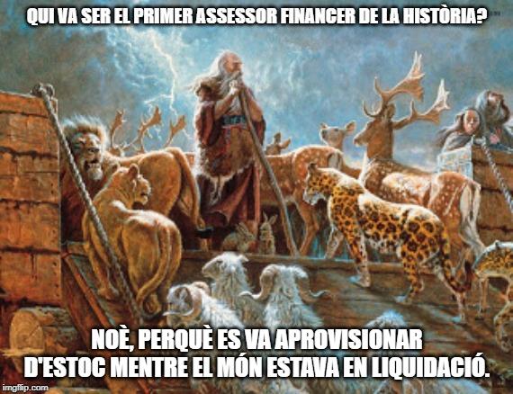 acudit comptabilitat acudit finances acudit economia acudit bíblia
