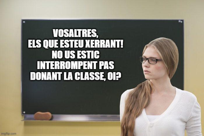 acudits mestres docència classe universitat acudits i mems sobre docència ensenyamentuniversitat selectivitat