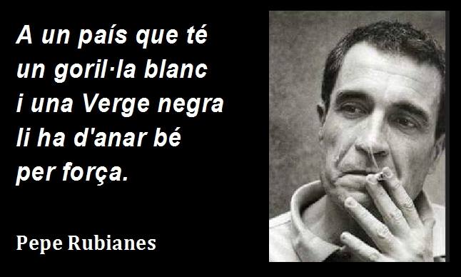 Pepe Rubianes centència citació cita frase
