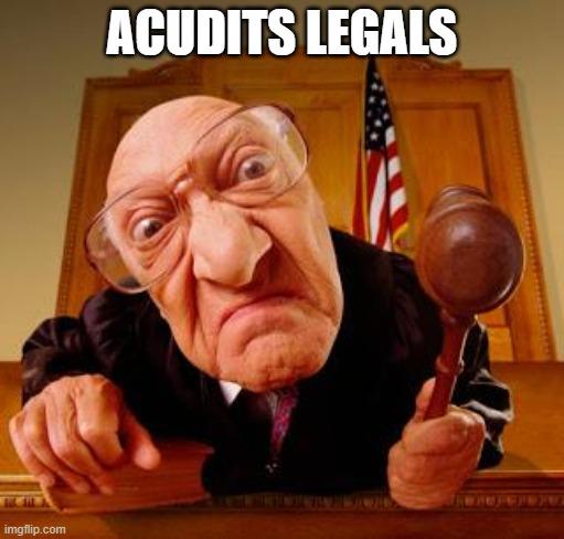 Acudits legals