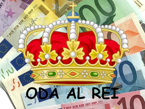 Oda al rei