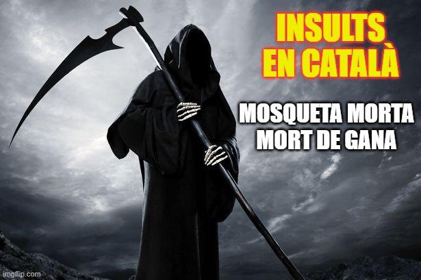 insults en català