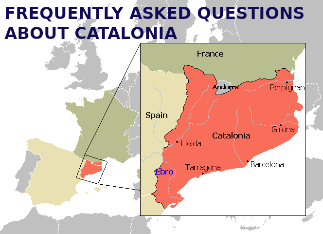 Frequently Asked Questions about Catalonia