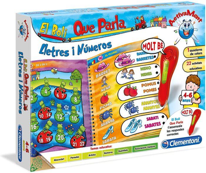 boli que parla en català joguines per a nens i nenes