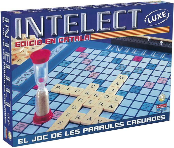 intellect edició en català edició catalana joc de taula joguet
