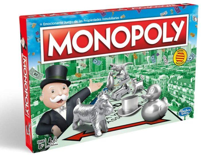 Monopoli en català regals de reis regals de Nadal edició catalana joguets