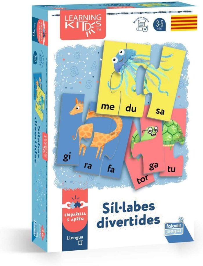 joc per escriure escriptura joc de taula en català nens i nenes de 3 a 5 anys joguets