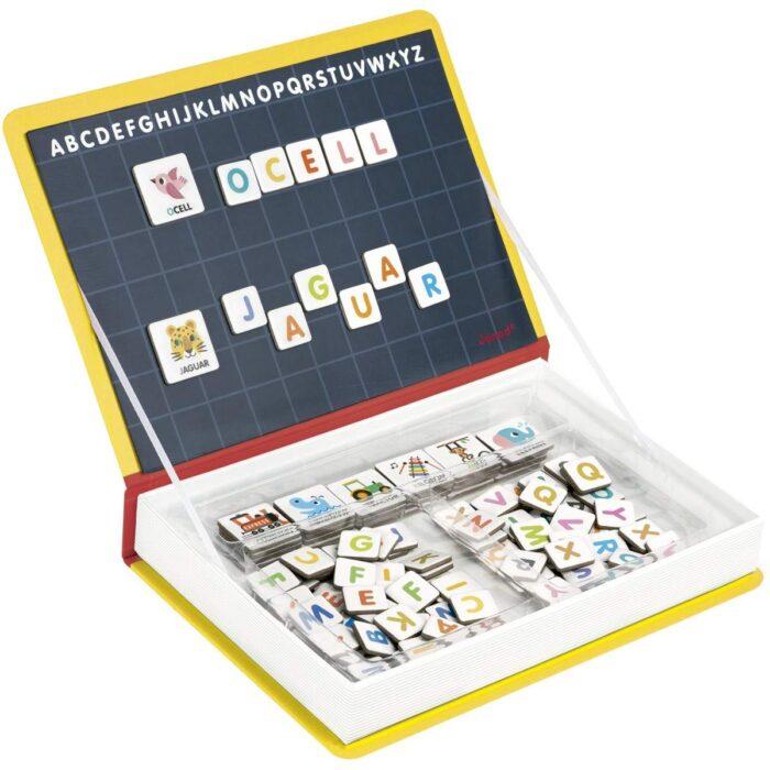 alfabet jocs en català jocs de taula en català joguines en català en llengua catalana  catalanes joguines per a nens i nenes regals de reis regals de Nadal