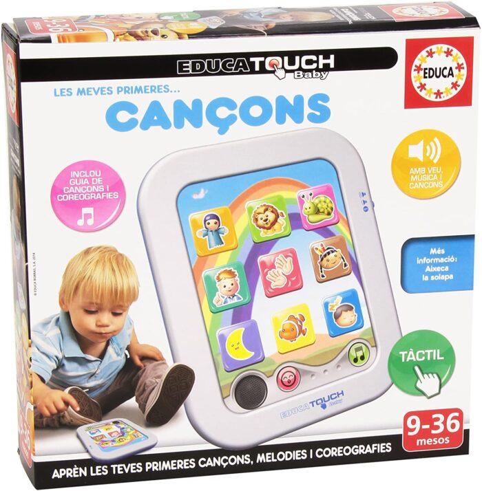 joguina per a nens de 9 a 36 mesos en català regals de reis regals de Nadal Educa
