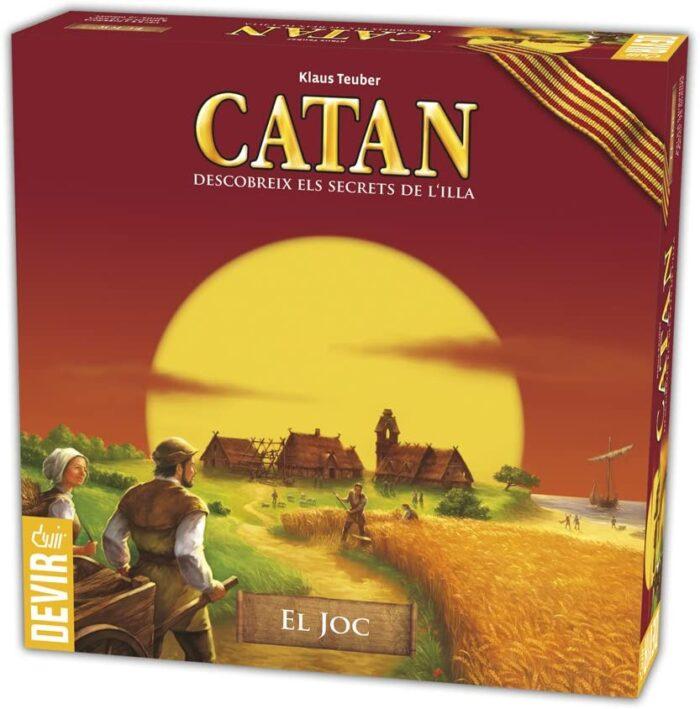 regals de reis regals de Nadal Catan jocs de taula en català joguet
