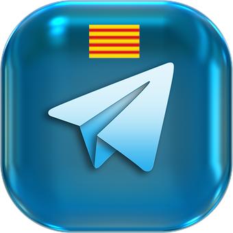 Principals Canals de Telegram catalans i en català