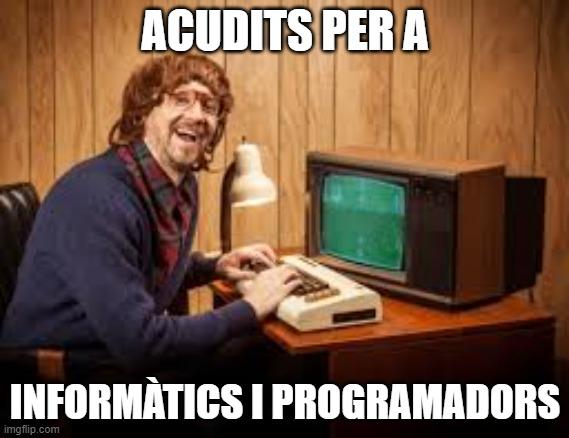 Acudits informàtics