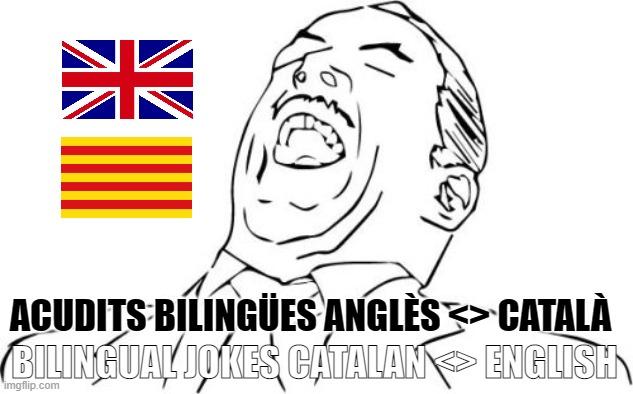 Acudits en anglès traduïts al català
