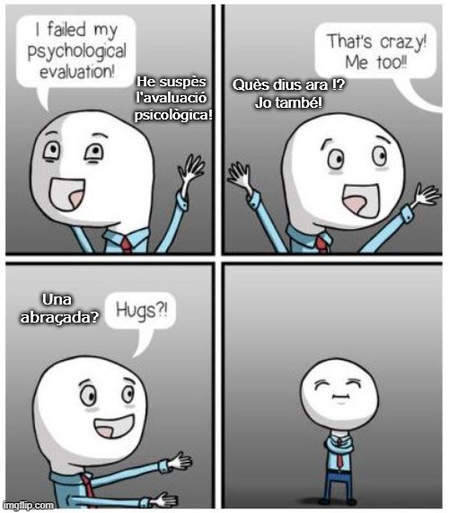 Acudits psicologia mem psicologia humor psicològia psicològic, psicòlegs, psicòloga meme