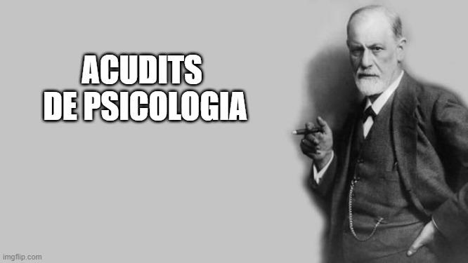 Acudits de psicologia