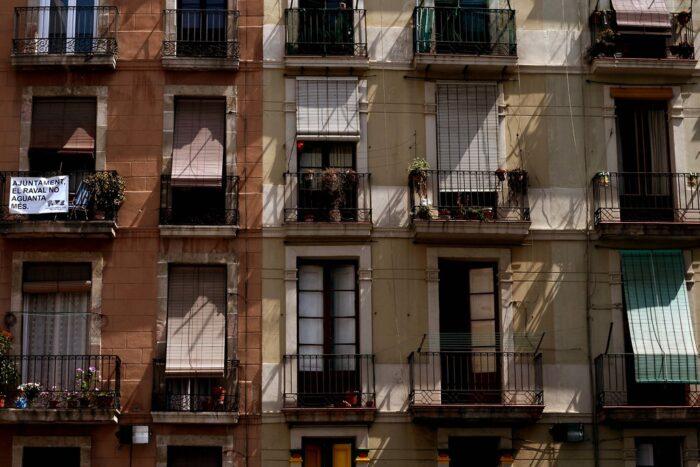 El Raval Barcelona Carrer riereta Can seixanta Cal seixanta Can 60 Cal 60